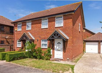 2 bed semi-detached house for sale in Bridgnorth Close, Worthing BN13