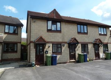 Thumbnail 2 bed end terrace house for sale in Brandon Close, Gloucester