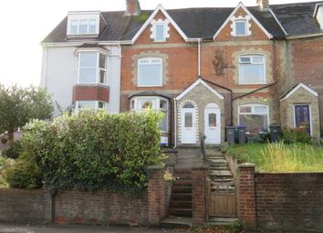 Thumbnail 3 bed terraced house to rent in 183 Devizes Road, Wiltshire