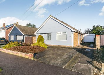 Thumbnail 3 bed bungalow for sale in Bemerton Gardens, Kirby Cross, Frinton-On-Sea
