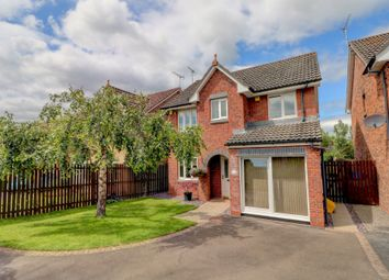 Thumbnail 4 bed detached house for sale in Clunie Avenue, Dumfries