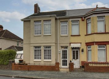 Thumbnail 3 bed semi-detached house to rent in Liswerry Road, Newport