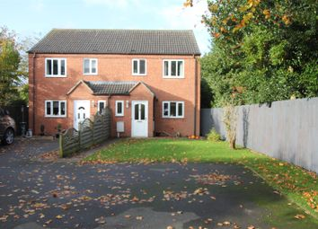 Thumbnail 3 bedroom semi-detached house for sale in Greenhill Drive, Barwell, Leicester