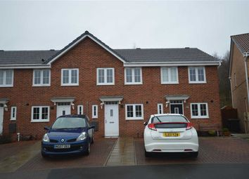 Thumbnail 2 bed terraced house for sale in Arkless Grove, The Grove, Consett
