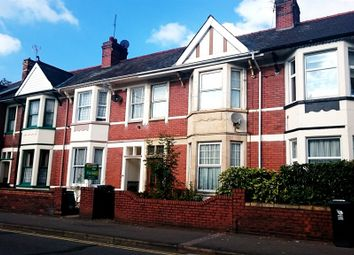 Thumbnail 3 bed terraced house for sale in Chepstow Road, Newport