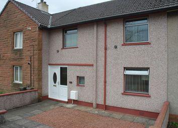 Thumbnail 3 bedroom terraced house for sale in Lochside Road, Dumfries