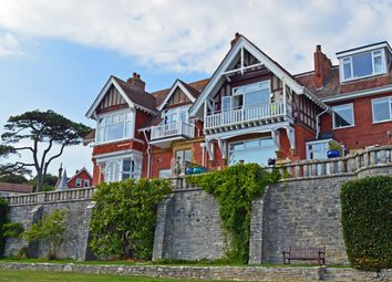 Thumbnail 3 bed flat for sale in Hillcrest, Durlston Road, Swanage