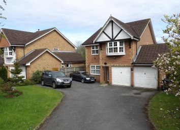 Thumbnail 4 bed property for sale in Upper Northam Close, Hedge End, Southampton