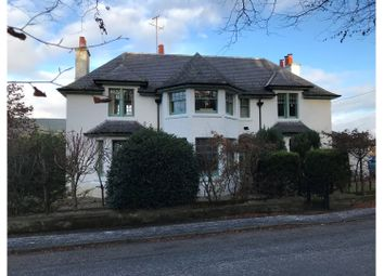 Thumbnail 4 bed detached house for sale in Old Crieff Road, Aberfeldy