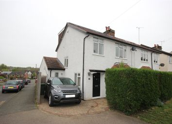 Thumbnail 4 bed semi-detached house for sale in Cross Way, Harpenden, Hertfordshire