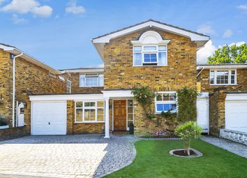 Thumbnail 4 bed detached house for sale in Elmores, Loughton, Essex