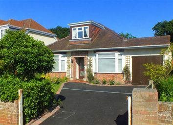 Thumbnail 4 bedroom bungalow for sale in River Way, Christchurch, Dorset