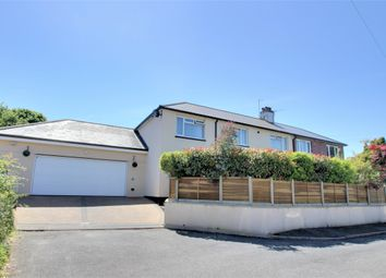 Thumbnail 4 bed semi-detached house for sale in Corn Park, South Brent