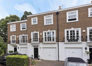 Thumbnail 3 bedroom terraced house for sale in Grosvenor Place, Vale Road, Weybridge