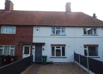 2 bed terraced house for sale in Anslow Avenue, Beeston, Nottingham, Nottinghamshire NG9