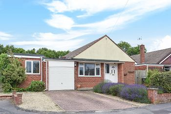 Thumbnail 3 bed detached bungalow for sale in Bradley Close, Warminster