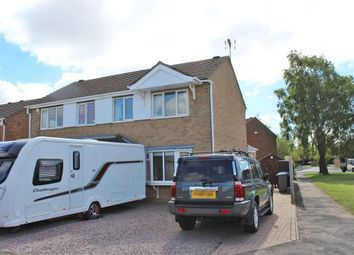 Thumbnail 3 bed semi-detached house for sale in The Graylings, Boston, Lincolnshire