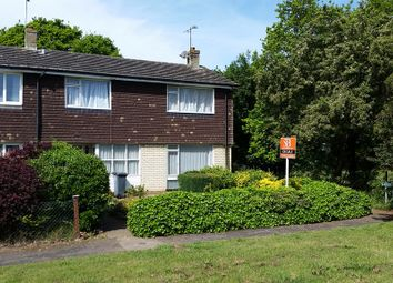 Thumbnail 3 bed end terrace house for sale in Carol Avenue, Martlesham, Woodbridge