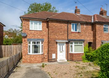 Thumbnail 5 bed semi-detached house for sale in Monkton Road, York, North Yorkshire