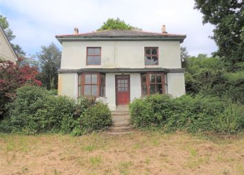 Thumbnail 4 bed detached house for sale in Rose Hill, St. Blazey, Par
