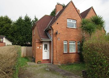 Thumbnail 3 bedroom semi-detached house to rent in Westleigh Road, Southmead, Bristol