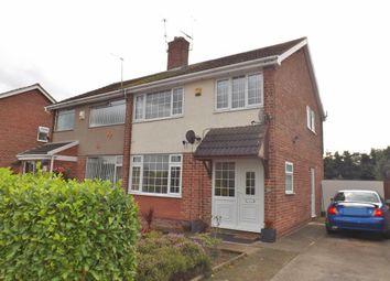 Thumbnail 3 bed semi-detached house for sale in Glencoe Road, Great Sutton, Ellesmere Port