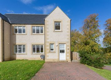 Thumbnail 3 bed semi-detached house for sale in Harleyburn Drive, Melrose