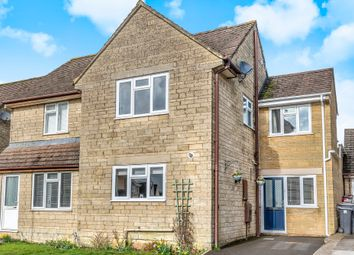 Thumbnail 3 bedroom semi-detached house for sale in Longtree Close, Tetbury