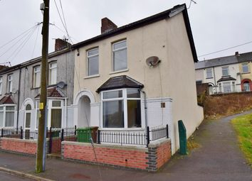 Thumbnail 4 bed terraced house for sale in Phillips Terrace, Senghenydd, Caerphilly