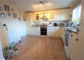 Thumbnail 4 bedroom terraced house for sale in Aldeney Close, Dudley