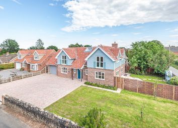 Thumbnail 4 bed detached house for sale in Grove Lane, Holt, Norfolk