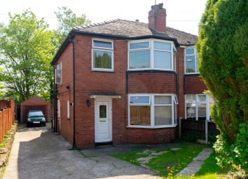 Thumbnail 3 bed semi-detached house for sale in Moss Rise, Leeds, West Yorkshire