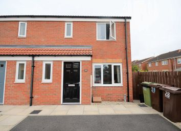 Thumbnail 3 bed semi-detached house for sale in 28 Northfield Avenue, Pontefract
