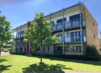 Thumbnail 2 bed flat for sale in Shearwater Court, Waterstone Park, Greenhithe, Kent