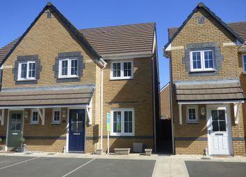 Thumbnail 3 bed semi-detached house for sale in Cae Morfa, Skewen, Skewen, Neath.