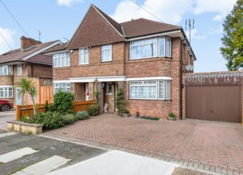 Thumbnail 3 bed semi-detached house for sale in Cambridge Drive, Ruislip, Greater London