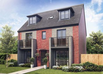 "Thumbnail 5 bed detached house for sale in ""The Newton "" at Aykley Heads, Durham"