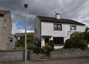 Thumbnail 2 bed semi-detached house for sale in Mackenzie Terrace, Rosemarkie, Ross-Shire
