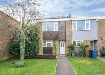 Thumbnail 2 bed end terrace house for sale in Taylors Crescent, Cranleigh
