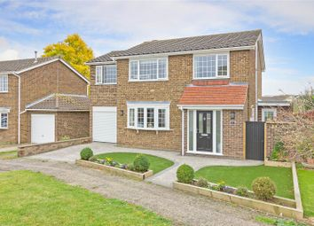 Thumbnail 4 bed detached house for sale in Merlin Close, Sittingbourne, Kent