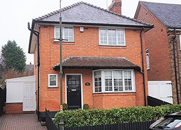 Thumbnail 3 bed detached house for sale in Bromfield Road, Redditch