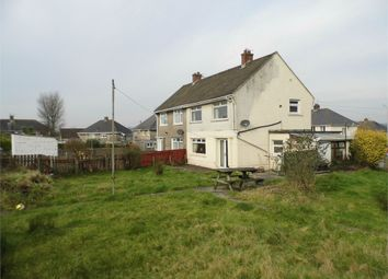 Thumbnail 3 bed semi-detached house for sale in The Retreat, Sarn, Bridgend, Mid Glamorgan