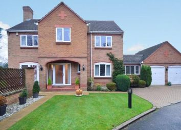 Thumbnail 4 bed detached house for sale in Kingscroft Close, Sheffield