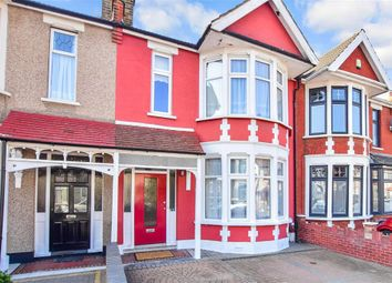 Thumbnail 3 bed terraced house for sale in Cambridge Road, Ilford, Essex