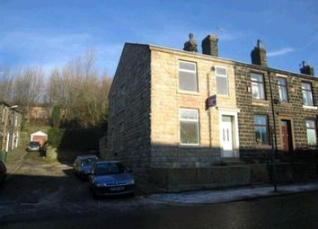 Thumbnail 3 bed terraced house for sale in Newchurch Road, Stacksteads, Stacksteads