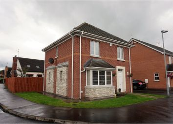Thumbnail 3 bed detached house for sale in Kernan Hill Manor, Portadown, Craigavon