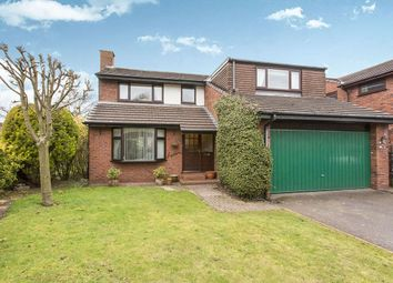 Thumbnail 4 bed detached house for sale in Green Walk, Cuddington, Northwich