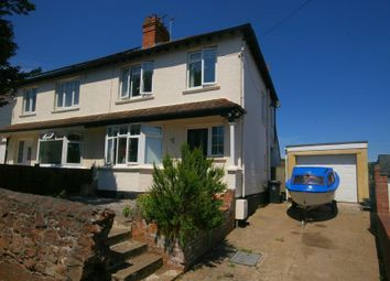 Thumbnail 4 bedroom semi-detached house for sale in Poundfield Road, Minehead