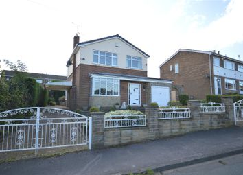 Thumbnail 3 bed detached house for sale in Pippins Green Avenue, Kirkhamgate, Wakefield, West Yorkshire