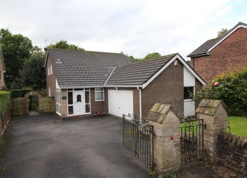 Thumbnail 4 bed detached house for sale in Primrose Lane, Glossop